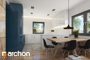 Projekt dom w halezjach r2b  32385 mid