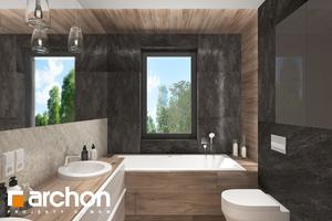 Wizualizacja łazienki