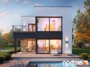 projekt Dom w topinamburach (G2A) lustrzane odbicie 1