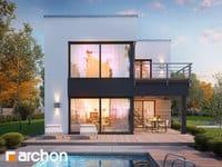 projekt Dom w topinamburach (G2A) widok 1