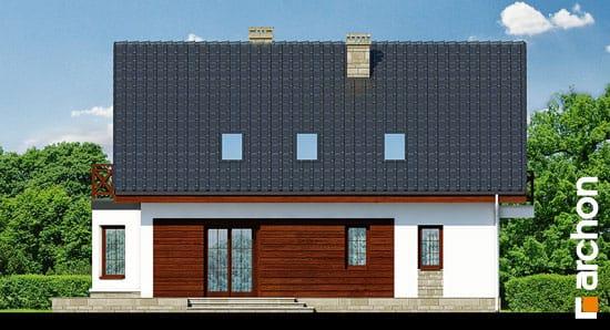 Elewacja ogrodowa projekt dom w skalniakach 3 ver 2  267