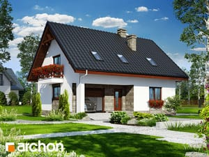 Projekt dom w skalniakach 3 ver 2 2d6a516b04959bdf25416cce57e6a944  252