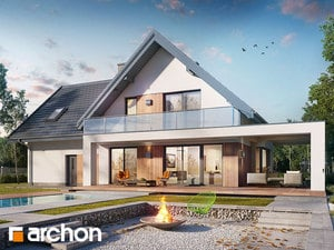 gotowy projekt Dom w amorfach 2 (G2)
