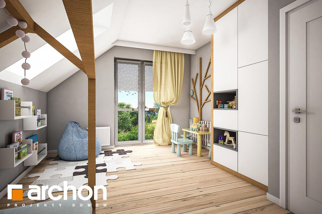 Projekt dom w jablonkach p  28265