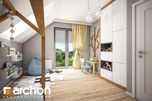 Projekt dom w jablonkach p  28265 mid