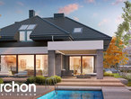 projekt Dom w maciejkach (G2) dodatkowa wizualizacja