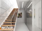 projekt Dom w maciejkach (G2) Strefa dzienna (wizualizacja 1 widok 6)