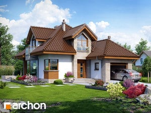 gotowy projekt Dom w rukoli (N)