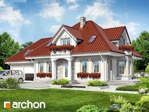 gotowy projekt Dom w lewkoniach (G2)