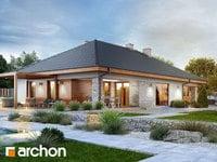 projekt Dom w modrzewnicy 2 (G2A)