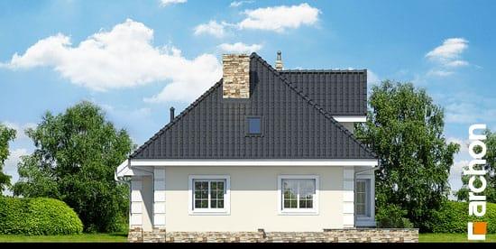 Elewacja ogrodowa projekt dom w rukoli p ver 2  267