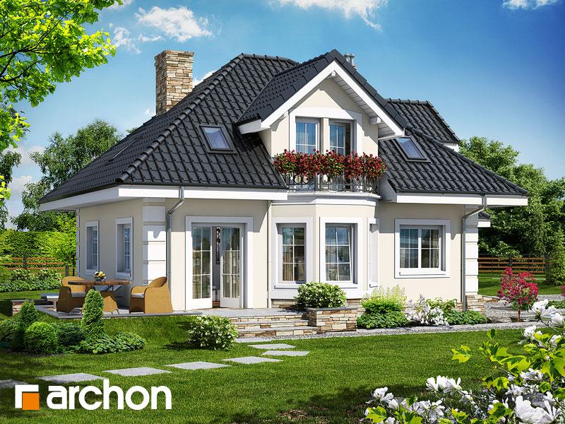 Projekt Domu Dom W Rukoli P Ver2 Dodatki Archon