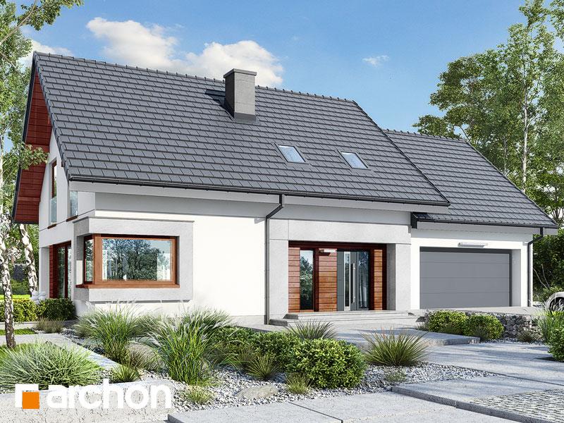gotowy projekt Dom w szmaragdach 3 (G2A) widok 1