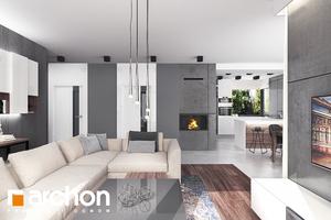 Projekt dom w srebrzykach g2  28590 mid