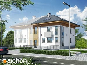 projekt Dom w sagowcach 2 (P)