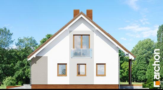 Elewacja boczna projekt dom w zurawkach ver 2  265