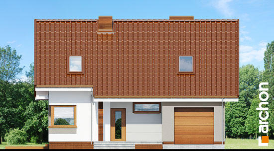 Elewacja frontowa projekt dom w zurawkach ver 2  264
