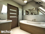 projekt Dom w żurawkach Wizualizacja łazienki (wizualizacja 1 widok 4)