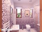 projekt Dom w żurawkach Wizualizacja łazienki (wizualizacja 3 widok 1)