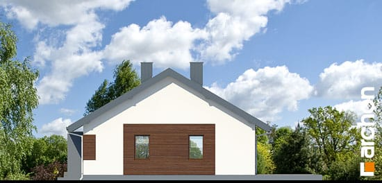 Elewacja boczna projekt dom pod morwa ver 2  266