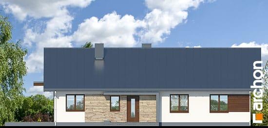 Elewacja frontowa projekt dom pod morwa ver 2  264