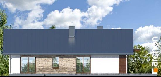 Elewacja ogrodowa projekt dom pod morwa ver 2  267