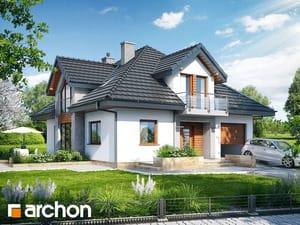 gotowy projekt Dom w tymianku (N)
