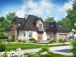 projekt Dom w nagietkach 2 (N)