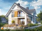projekt Dom w cynobrówkach (P) dodatkowa wizualizacja