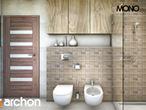 projekt Dom w idaredach (G2) Wizualizacja łazienki (wizualizacja 1 widok 4)
