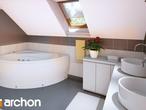 projekt Dom w idaredach (G2) Wizualizacja łazienki (wizualizacja 3 widok 1)