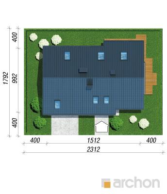 projekt Dom w idaredach (G2) sytuacja