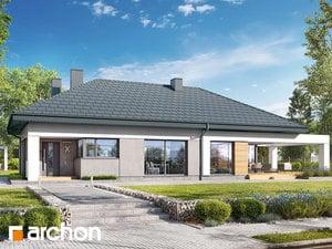 Projekt lustrzane odbicie dom w modrzewnicy 8 1575373402  252