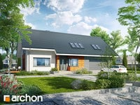 projekt Dom w bugenwillach (G2)