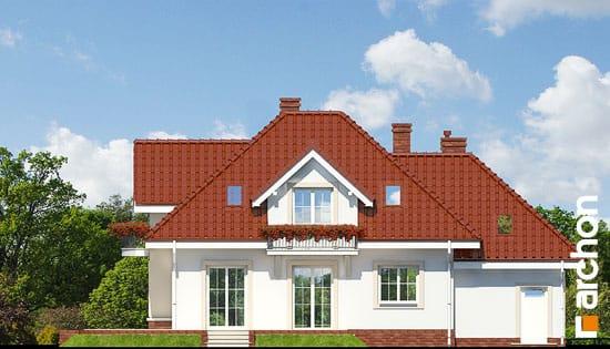 Elewacja ogrodowa projekt dom w werbenach ver 2  267