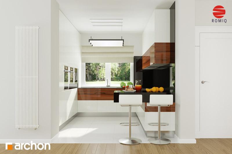 Aranżacje kuchni do projektów domów - ARCHON+ - strona 7