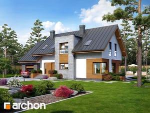 gotowy projekt Dom w moliniach