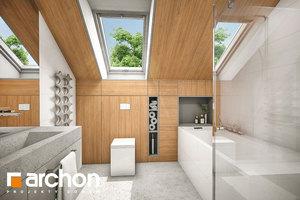 Projekt dom w pierwiosnkach 2 g2p  30059 mid