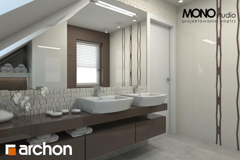 Projekt domu Dom pod wierzbą (T) - ARCHON+
