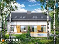 Widok 1 projekt blizniak w jednej dokumentacji dom w arkadiach bt 1575373400  259