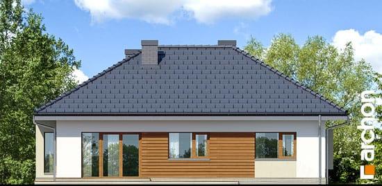 Elewacja ogrodowa projekt dom pod jarzabem 7 ver 2  267