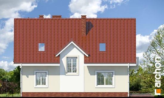 Elewacja ogrodowa projekt dom w groszku ver 2  267