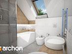projekt Dom w malinówkach 3 Wizualizacja łazienki (wizualizacja 3 widok 1)