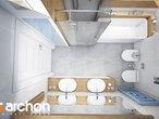 projekt Dom w malinówkach 3 Wizualizacja łazienki (wizualizacja 3 widok 4)