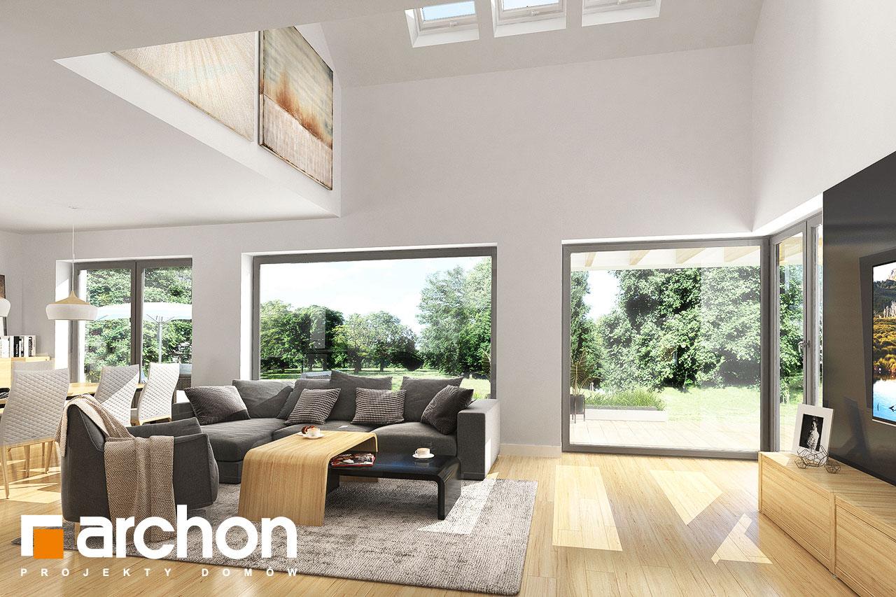Projekt Domu Dom W Santini G2 Archon