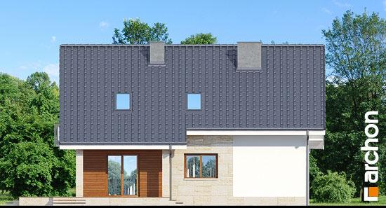Elewacja ogrodowa projekt dom w idaredach ver 2  267