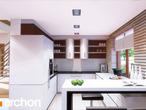 projekt Dom w idaredach Wizualizacja kuchni 1 widok 1