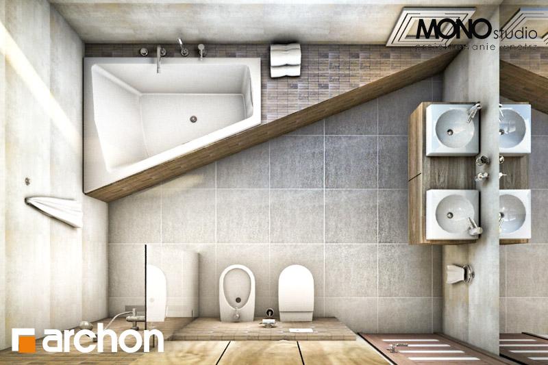 Projekt Domu Dom W Idaredach Ver 2 Galeria Archon
