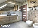 projekt Dom w idaredach Wizualizacja łazienki (wizualizacja 1 widok 1)