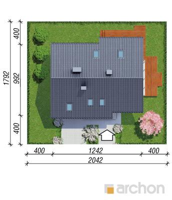 projekt Dom w idaredach sytuacja